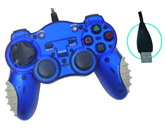 USB Wired vibration gamepad
