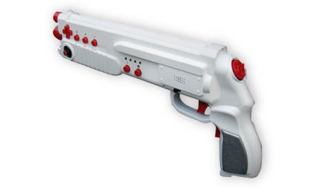 Gun Controller for Wii-Front Electronics Co.,Ltd