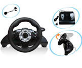 3-in-1 Wired Racing Wheel